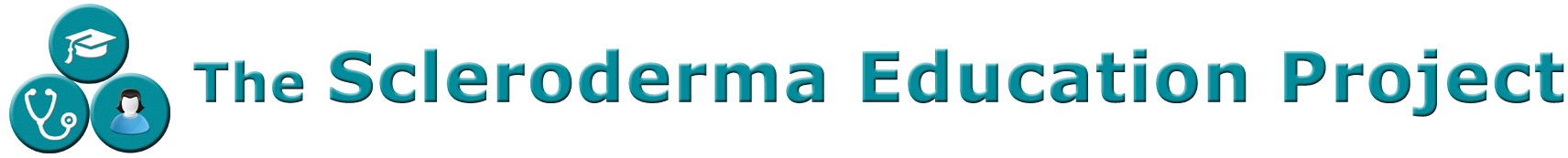 Scleroderma Education Project Logo